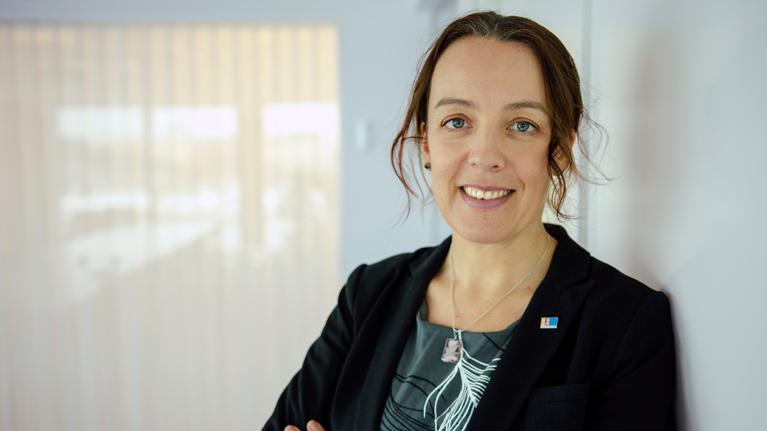 Linda Lönneberg, KVISTs ordförande